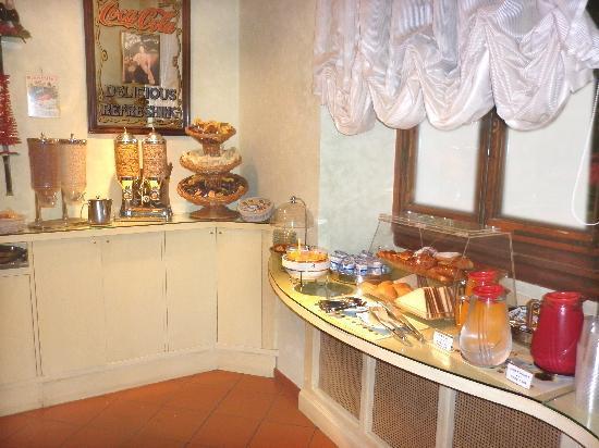 Hotel Cimabue: colazione