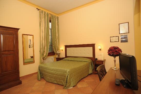 Hotel Cimabue: camera