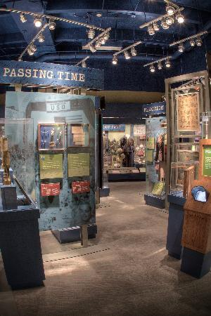 Tampa Bay History Center War Stories Exhibit