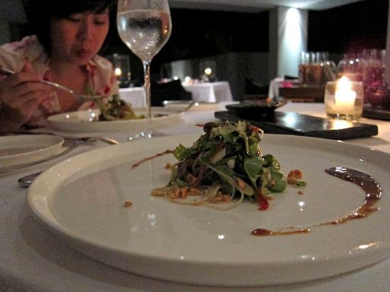The Lombok Lodge : exquisite fine food