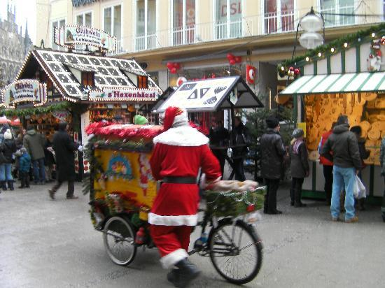 Hotel Falkenturm: Christmas market