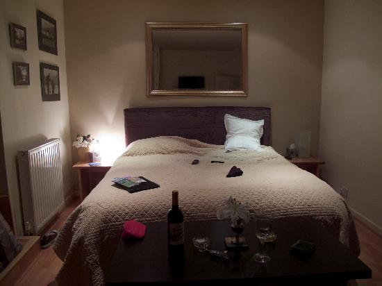 Annesdale House: Heavenly bed