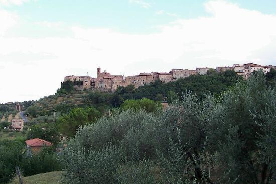 Chianciano Terme, Italia: Il borgo antico di Chianciano