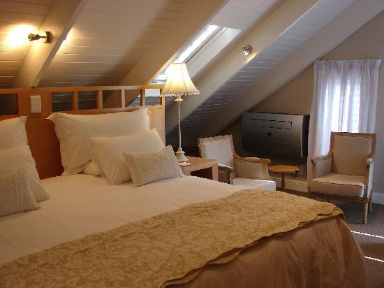Aan Dorpstraat Guest House: Bedroom 6