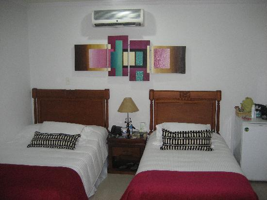 Monteria, Colombia: beds