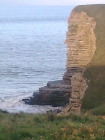 Nash Point Lighthouse: Lighthouse