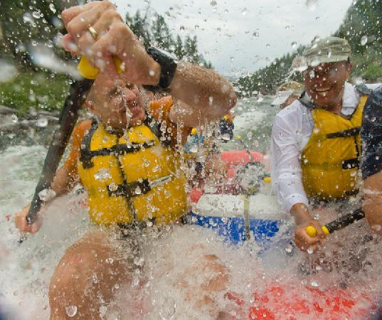 ROW Adventures: Whitewater Rafting on the Clark Fork River
