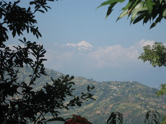 Dhulikhel Mountain Resort: View from the hotel