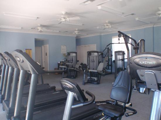 Seven Stars Resort & Spa: Exercise Room