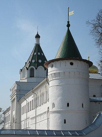 Kostroma, Rusia: monastery