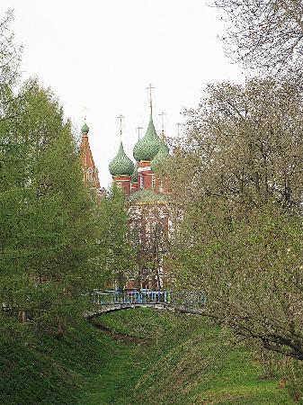 Yaroslavl, Russia: Church...