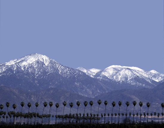 ‪‪San Bernardino‬, كاليفورنيا: San Bernardino Mountains‬