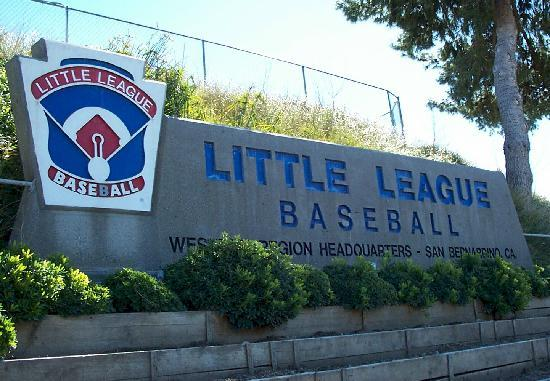 San Bernardino, CA: Western Little League Baseball