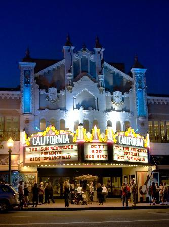 San Bernardino, Калифорния: California Theatre of Performing Arts