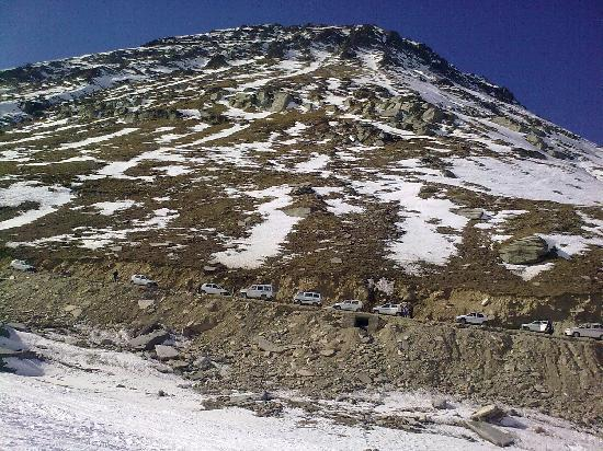 Hotel Snow Park: Rohtang....!