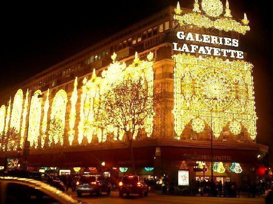 Parijs, Frankrijk: ラファイエット