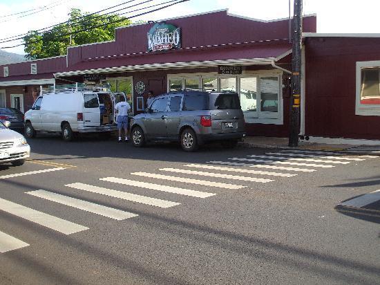 Kalaheo Inn : Kalaheo Steak & Ribs Restaurant on Property