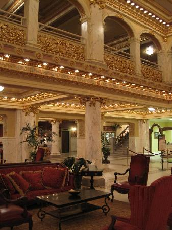 French Lick Springs Hotel: Lobby