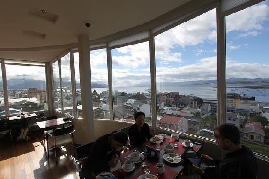 Alto Andino Hotel : breakfast room