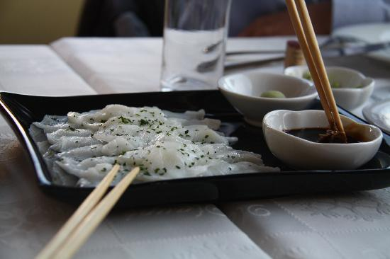 Kaupe: Sashimi
