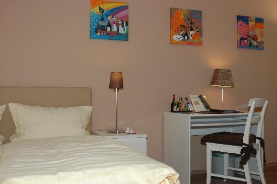 Hotel Berghof Apelern: Mein Zimmer
