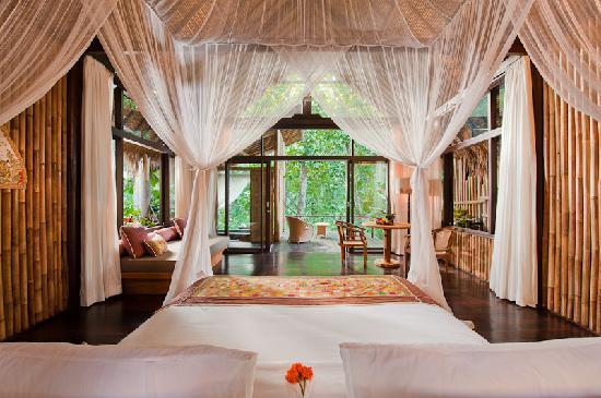 Fivelements Bali Retreat: Sleeping suite 1