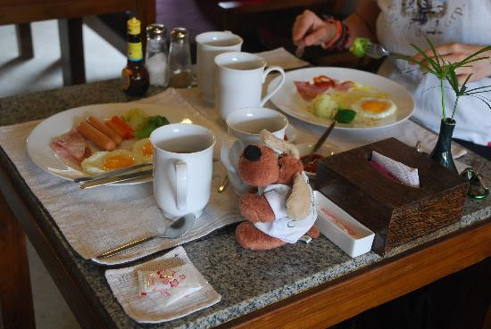 LiLu Hotel: comes with breakfast