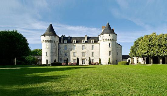 Chateau de Marcay: Le Château