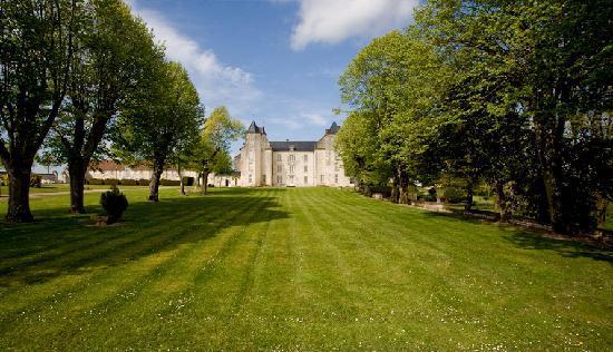 Château de Marçay  : Le Château