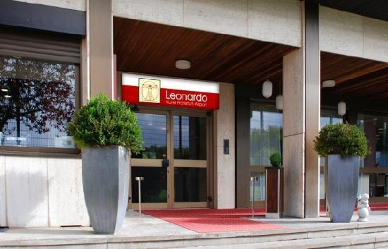 Leonardo Hotel Frankfurt-Airport: Außenansicht