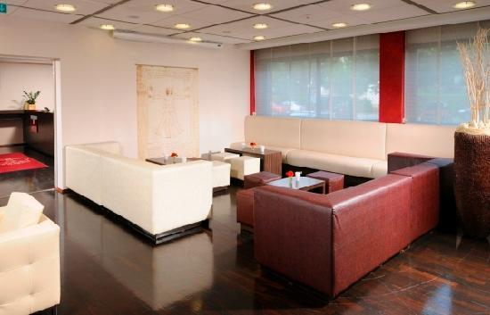 Leonardo Hotel Frankfurt-Airport: Lounge