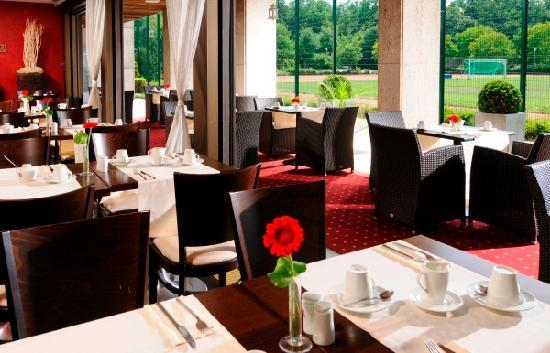 Leonardo Hotel Frankfurt-Airport: Restaurant
