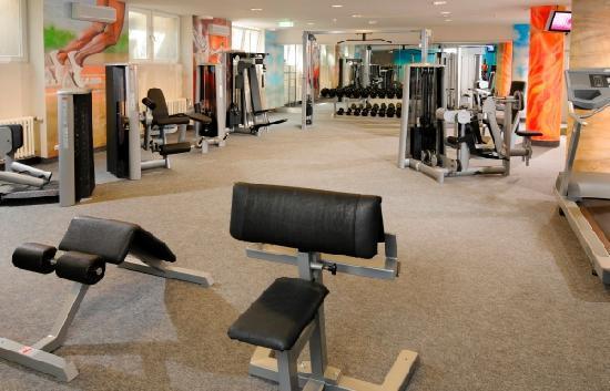 Leonardo Hotel Frankfurt-Airport : Fitness