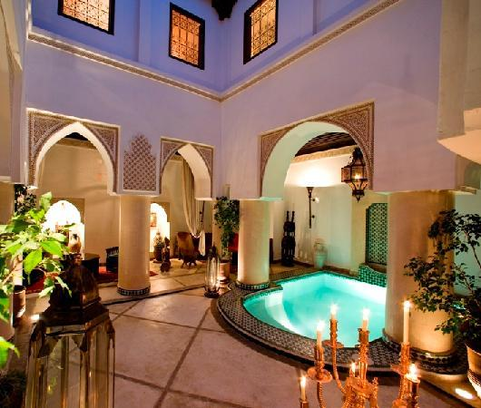 Angsana riads collection morocco picture of angsana for Best riads in marrakesh