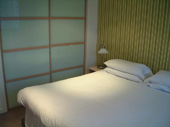 Ocean Apartments: Bedroom One - En Suite (Apt. B23)