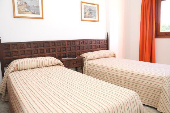 Apartamentos SOFIA PLAYA IBIZA I(Foto interior de apartamento de dos habitaciones)