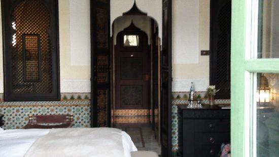 La Mamounia Marrakech: our room
