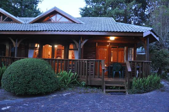 Knysna River Club: The Chalet we stayed in