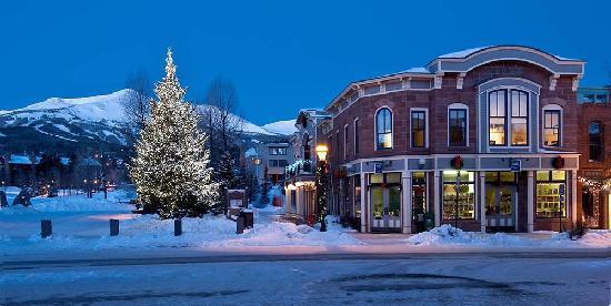 Holiday Season In Breckenridge