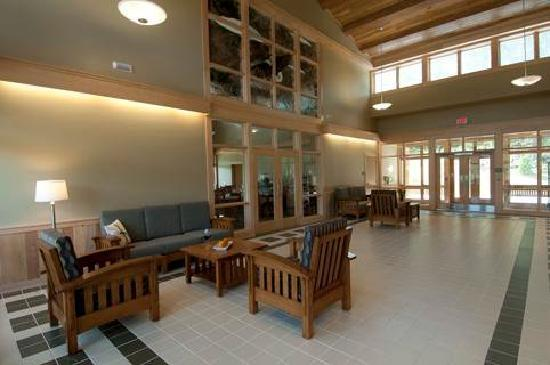 Lobby - Nature Inn at Bald Eagle