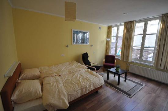 Old City Amsterdam Bed & Breakfast: Studio nr 1