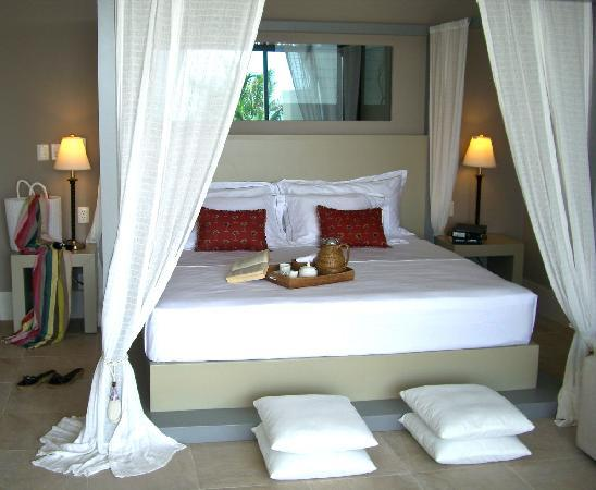 Soliman Bay, Mexico: One of our Luxury Honeymoon Suites