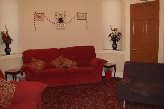 Ruskin Bed & Breakfast: Lounge