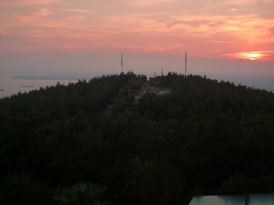 Hotel Philippion: Sunset