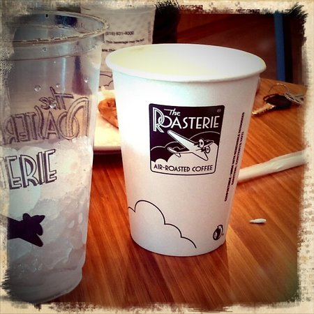 Photo of Restaurant Roasterie Cafe at 6223 Brookside Blvd, Kansas City, MO 64113, United States