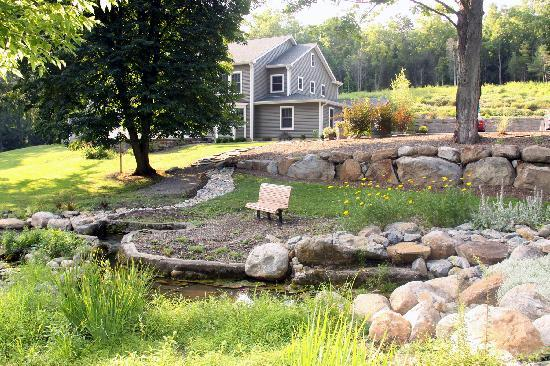 The RoseMary Inn: Natural Spring