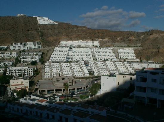 Carlota Apartments : view