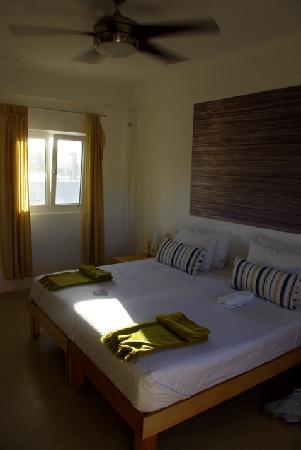 Swell Surf Camp: Premium Room - divine bed!