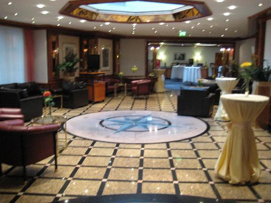 Baeder Park Hotel Rhoen Therme: Lobby
