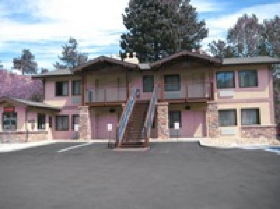 ‪ذا هابر موتل: The Haber Motel Estes Park‬